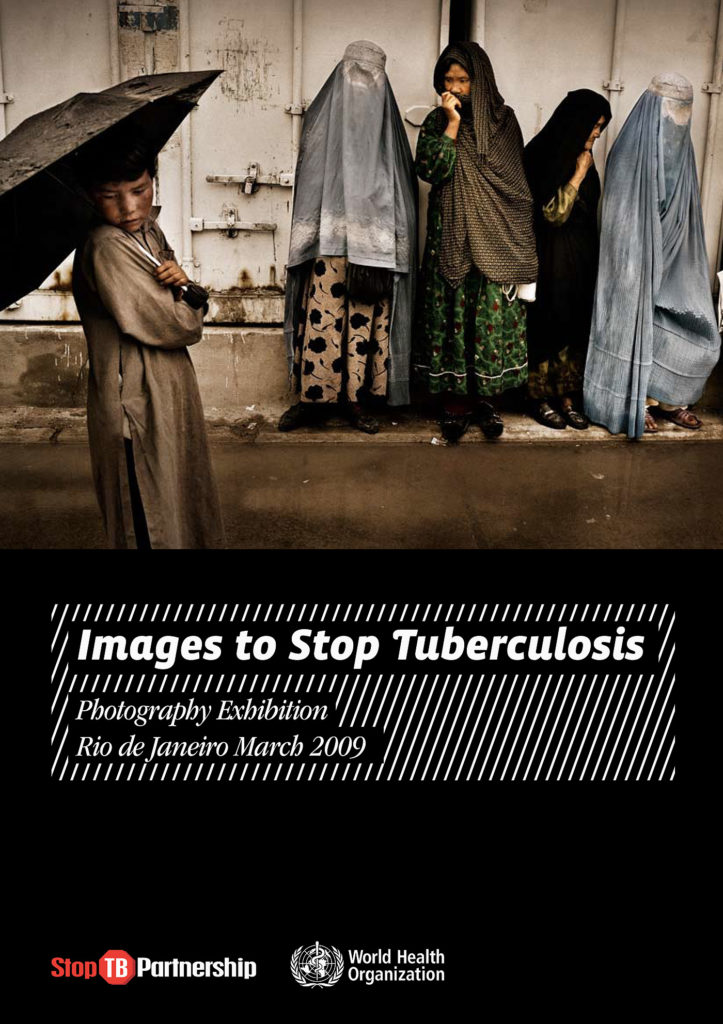 Images to stop tuberculosis, exhibition catalog