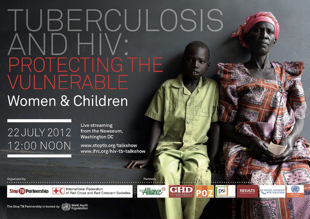 TB and HIV: Protecting the Vulnerable – flyer