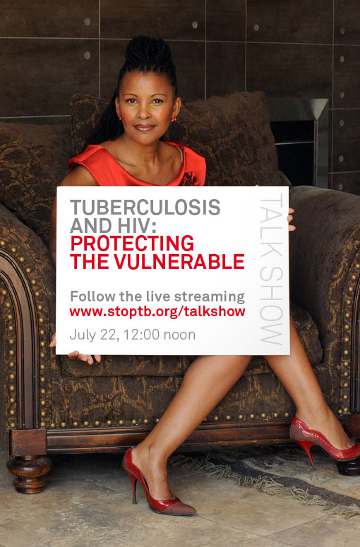 Talk show Tuberculosis and HIV: Protecting the Vulnerable