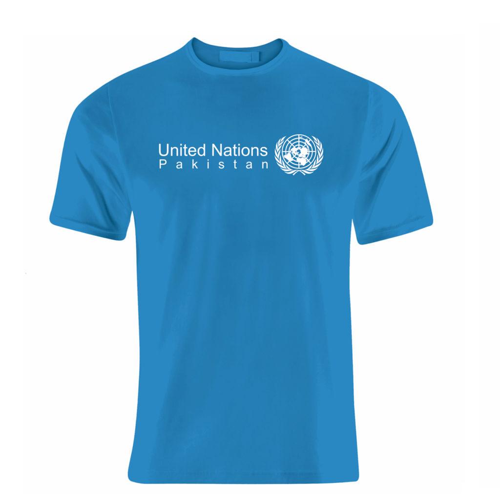 United Nations Pakistan Visual identity