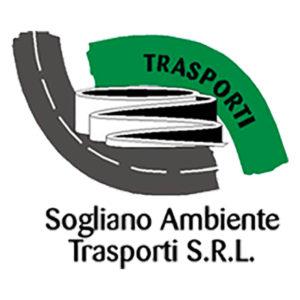Logo storico Sogliano Ambiente prima del restyling