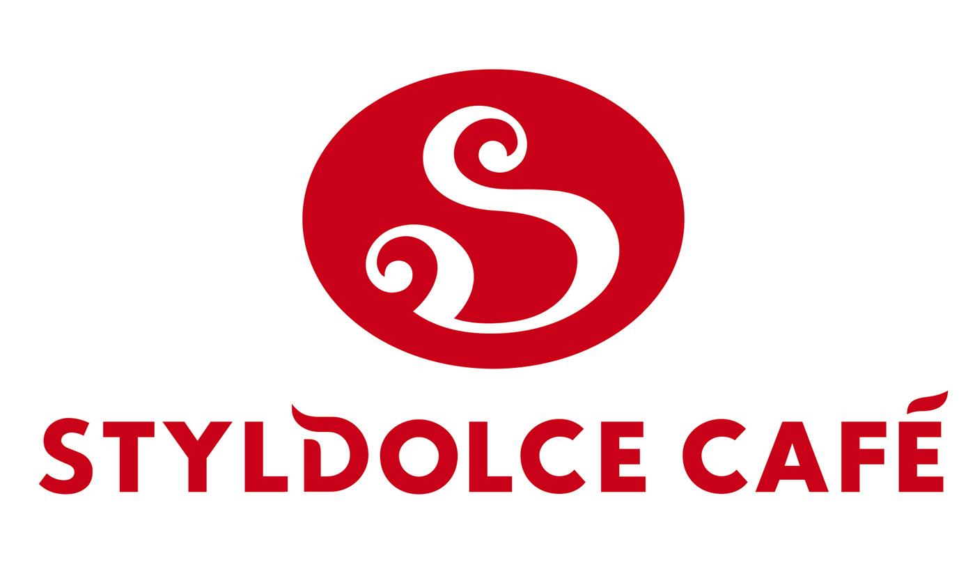 Brand identity Styldolce Café Shanghai
