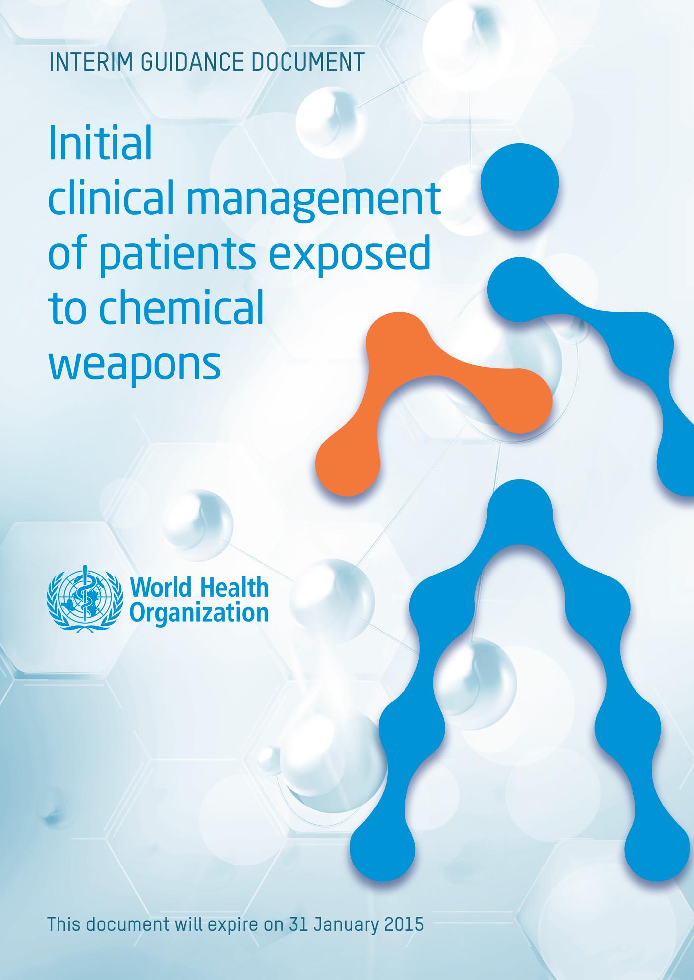 Guida per la gestione di pazienti esposti ad armi chimiche - WHO