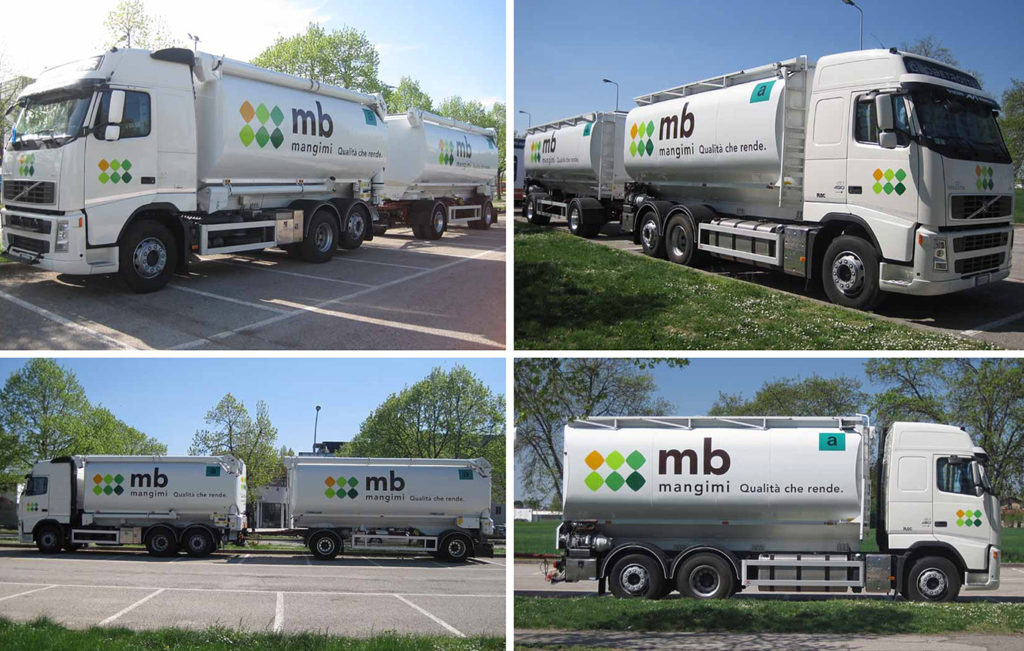 MB Mangimi vehicle livery
